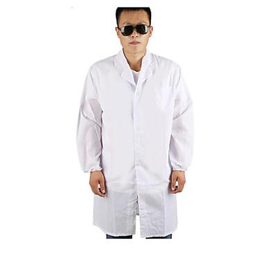 laboratorium met lange mouwen werkkleding maat XL