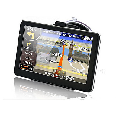 7 polegadas GPS Bluetooth mtk e avin vários idiomas apoio hd destaque opcional