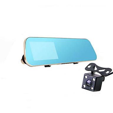 abordables DVR de Voiture-parking conduite enregistreur double lentille voiture hd 1080p caméra vidéo surveillance multi langue