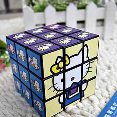 Zauberwürfel 3*3*3 Glatte Geschwindigkeits-Würfel Magische Würfel Puzzle-Würfel Profi Level Geschwindigkeit ABS Weihnachten Silvester