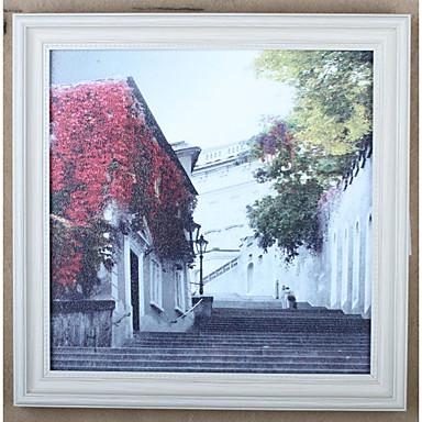Wall Decor Tre / Plast / Andre Moderne / معاصر / Tradisjonell / ريفية / Rustikt / Antikk / Retro / Kontor / Bedrift Wall Art,1