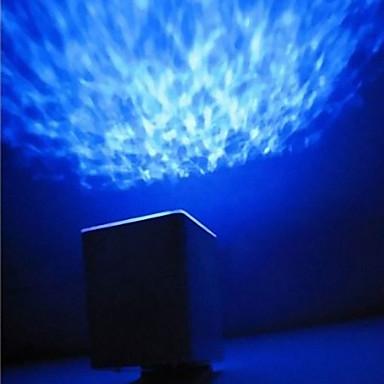 1 Stück Sky Projektor Nachtlicht USB Kunststoff 1 Lampe 13.0*13.0*15.0cm
