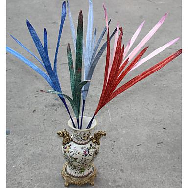 1pc 1 Afdeling Polyester / Plastik Others Gulvblomst Kunstige blomster 39.76inch/101CM