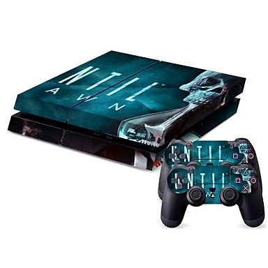 B-Skin-PS4-Nieuwigheid-PVC-USB-Tassen, Koffers en Achtergronden-PS4-PS4