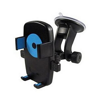 automatisk lås til køretøjer monteret mobiltelefon, navigation support, sugekopper, 360 rotation
