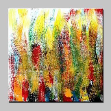 met de hand geschilderde moderne abstracte olieverf op doek kunst aan de muur voor home decor met uitgerekt frame klaar om op te hangen