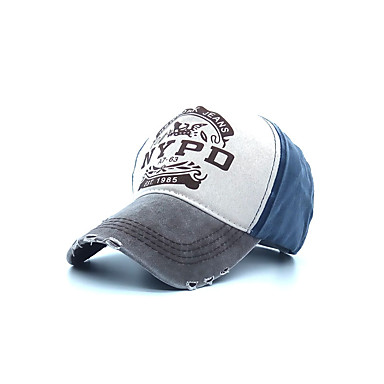 Kap Heren / Dames / Unisex Zonbescherming / Beschermend voor Vissen / Recreatiesport / Honkbal Katoen Lente / Zomer / Herfst