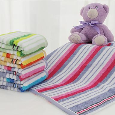 1pc fuld bomuld vask håndklæde 13