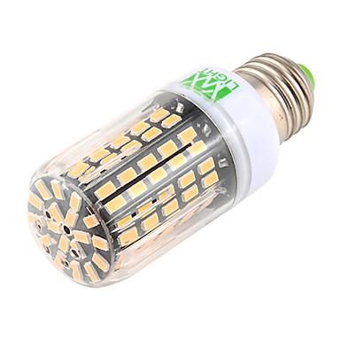 YWXLIGHT® 10W 800-1000lm E26 / E27 LED-kornpærer T 108 LED perler SMD 5733 Dekorativ Varm hvit Kjølig hvit 220-240V
