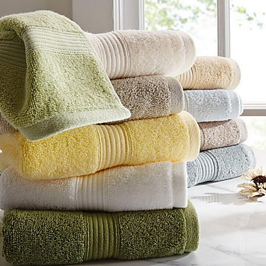 Was HanddoekReactieve Print Hoge kwaliteit 100% Katoen Handdoek