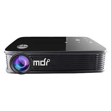 DLP WXGA (1280x800) Projektor,LED 500 Lumens Mini Bærbar HD Android Trådløs 3D DLP Projektor