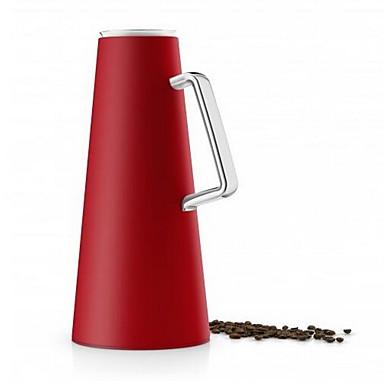 pote de café pote isolamento para casa com termômetro