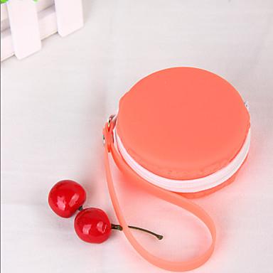 Damen Taschen Ganzjährig Leinwand Geldbörse mit für Einkauf Normal Sport Orange Purpur Gelb Blau Rosa