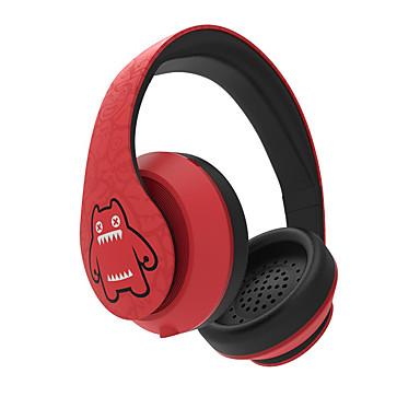 Meki Devil Cat-6 Høretelefoner (Pandebånd)ForMedie Player/Tablet / ComputerWithMed Mikrofon / DJ / Lydstyrke Kontrol / FM Radio / Gaming