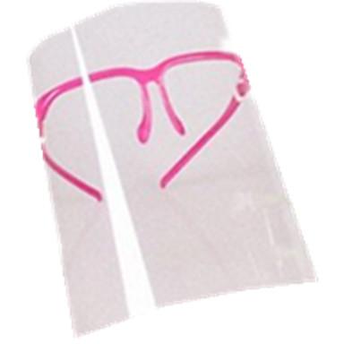 transparante kleur pc + pa materiaal bescherming accessoires anti-olie splash masker