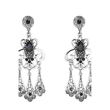 Dame Tassel Bohemisk Legering Geometrisk form Smykker Bryllup Fest Daglig Afslappet Kostume smykker
