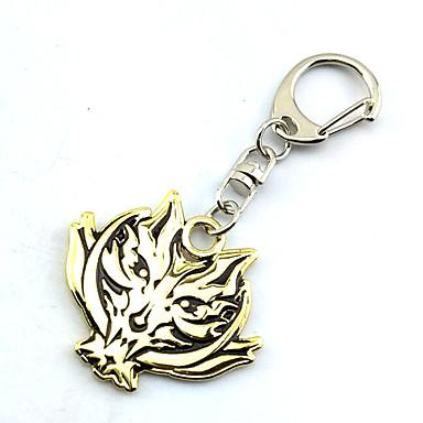 Mehre Accessoires Inspiriert von God Eater Cosplay Anime Cosplay Accessoires Schlüsselanhänger Aleación Herrn Damen neu