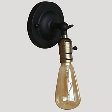Ország Fali lámpák Kompatibilitás Fém falikar 110-120 V 220-240 V 40WW
