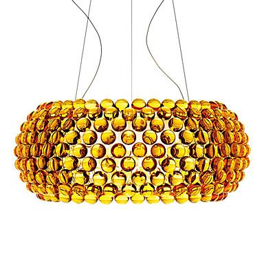 Moderne / Nutidig Anheng Lys Omgivelseslys - designere, 110-120V 220-240V Pære Inkludert