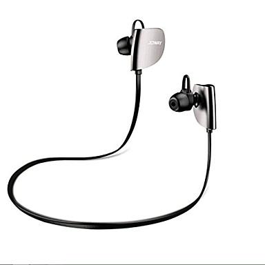 Joway H02 No ouvido Banda de pescoço Sem Fio Fones Dinâmico Aluminum Alloy Esporte e Fitness Fone de ouvido Com controle de volume Com