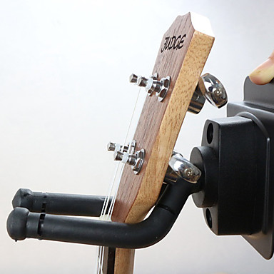Professionel General Accessories Høj klasse Guitar nyt instrument Plastik Musical Instrument Tilbehør Sort