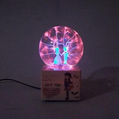 1pc führte ac Originalität Einrichtung zu Hause die Moneyball Nachtlicht