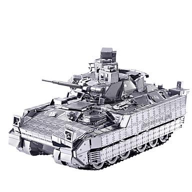 voordelige 3D-puzzels-Tank Noviteit Metaal Jongens / Meisjes Geschenk