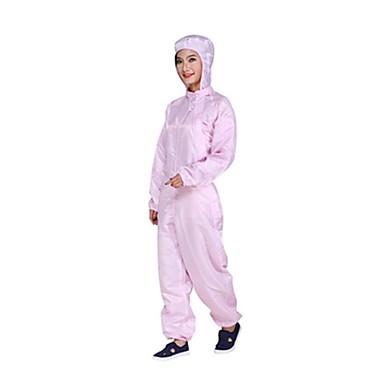 帯電防止オーバーオール帯電防止防塵フード付きカバーオール防護服(販売XL)