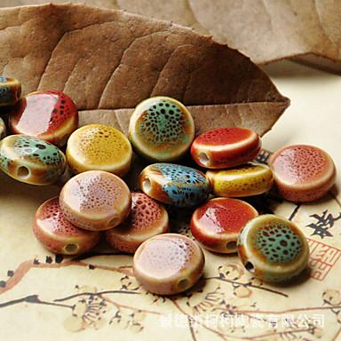 DIY smykker keramiske sjarm for armbånd