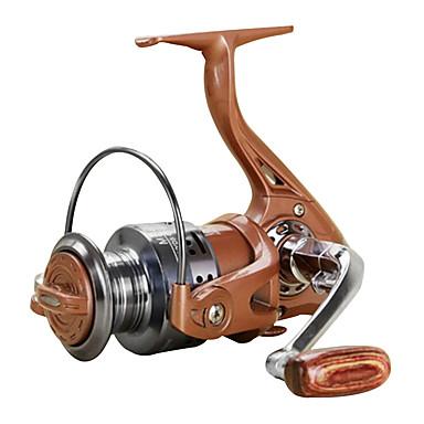 Molinetes Rotativos 5.5/1 13 Rolamentos Trocável Rotação Pesca de Isco-MS1000-4000