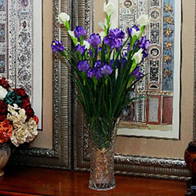 1 1 Afdeling Polyester / Plastik Others Bordblomst Kunstige blomster 29.5inch/75cm