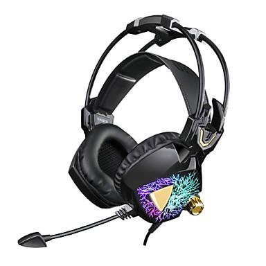 Sades SA-913 Høretelefoner (Pandebånd)ForMedieafspiller/Tablet ComputerWithMed Mikrofon DJ Lydstyrke Kontrol FM Radio Gaming Sport