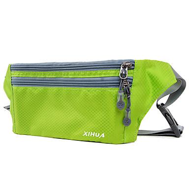 Pochete Bolsa de cinto para Ciclismo/Moto Corrida Viajar Bolsas para Esporte Multifuncional Ultra-Fina Fechar corpo Anti-Roubo Escondido
