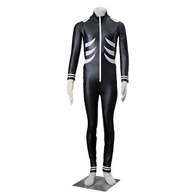 Inspiriert von Tokyo Ghoul Ken Kaneki Anime Cosplay Kostüme Cosplay Kostüme Solide Langarm Gymnastikanzug/Einteiler Für Herrn