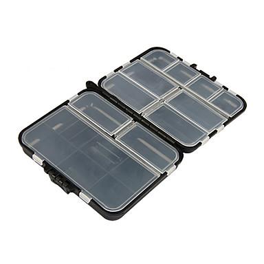 Angelkoffer Angelkasten Wasserfest Multifunktion 1 Schale Kunststoff Metal 3 12