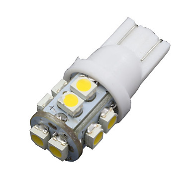 SO.K T10 Car Light Bulbs W SMD 3528 150lm lm 10 Interior Lights