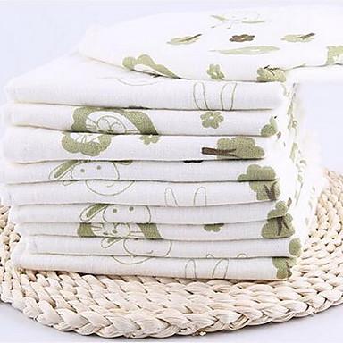Vaskehåndklæde,Mønstret Høj kvalitet 100% Bambus Fiber Håndklæde