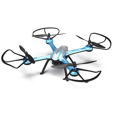 RC Drone H11C 4 Kanaler 6 Akse 2.4G Med HD-kamera 2.0MP 2.0MP Fjernstyrt quadkopter LED Lys En Tast For Retur Hodeløs Modus Flyvning Med