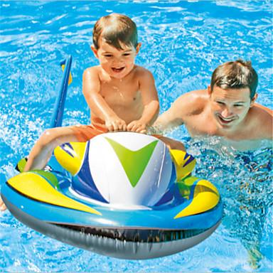 Kriegsschiff Auto Aufblasbare Luftmatratzen Aufblasbares Spielzeug PVC Kinder