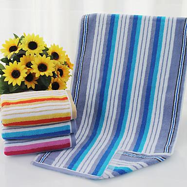 Hånd håndklæde,Garn Bleget Høj kvalitet 100% Bomuld Håndklæde