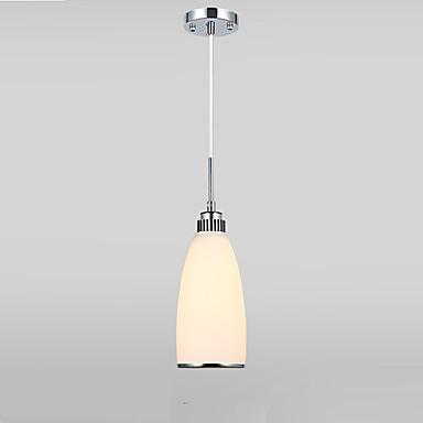 Lámparas Colgantes Luz Ambiente Otros Metal Vidrio Los diseñadores 110-120V / 220-240V Bombilla no incluida / E26 / E27