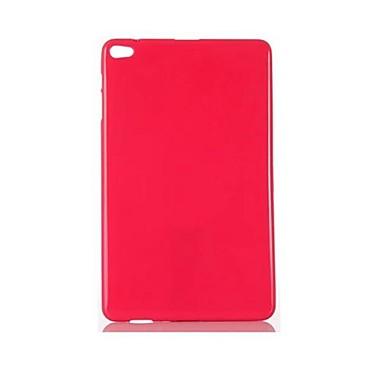 Hülle Für Huawei Rückseite Tablet-Hüllen Volltonfarbe Weich Silikon für