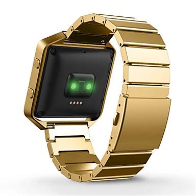 Klokkerem til Fitbit Blaze Fitbit Klassisk spenne Metall Håndleddsrem