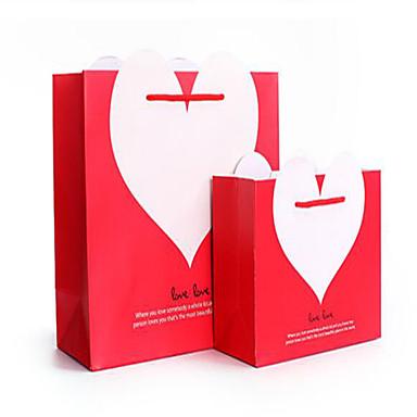 fabrikken direkte kjærlighet Valentinsdag gave poser tilpasset bag classic bag en pakke med fem poser -014
