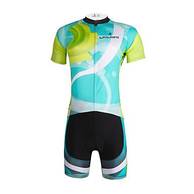 ILPALADINO Sykkeljersey med shorts Herre Unisex Kort Erme Sykkel KlessettFort Tørring Ultraviolet Motstandsdyktig Pustende