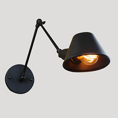 Regional Swing Arm Lights Para Metal Luz de parede 110-120V 220-240V 40WW