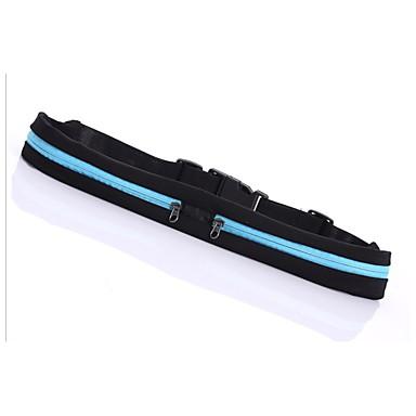 Bæltetasker Mobiltelefonetui Bæltetaske for Cykling/Cykel Løb Sportstaske Vandtæt Multifunktionel Telefon/Iphone Anti-tyveri Løbetaske
