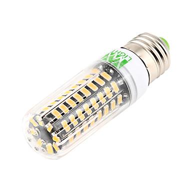 YWXLIGHT® 1200-1500lm E26 / E27 LED-kornpærer T 80 LED perler SMD 5733 Dekorativ Varm hvit Kjølig hvit 220-240V