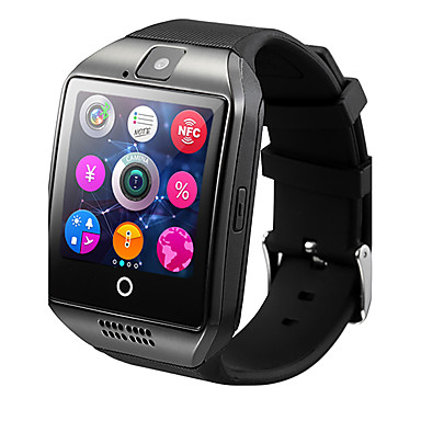 cheap Smartwatches-Smart Watch GPS FM Radio Touch Screen Calories Burned Camera Hands-Free Calls Anti-lost Long Standby Information Message Control Sports