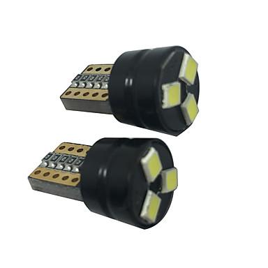 2kpl t10 1,5 W LED voi-bussi 5050 3smd t10 lukulamppu t10 johti rekisterikilven valaisin golf 5/6/7 johti rekisterikilven valaisin